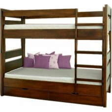 Ліжко дитяче 2-х ярусне СЕЛЕНА без ламелей, 8750.00 грн