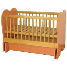 Ліжечко для немовляти ЛЕТРО з шухлядами, 2815.00 грн