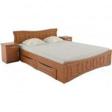 Ліжко СУЗІРЯ 2-спальне з шухлядами, 4880.00 грн