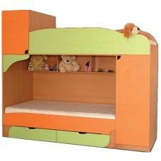Ліжко дитяче двохярусне ВІННІ-1, 8750.00 грн