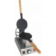 Вафельниця професійна кругла   FROSTY VE-01 (Італія) bubble waffle, 3268.00 грн