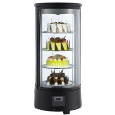 Вітрина холодильна кондитерська, настільна EWT INOX RTC-72L, 19703.00 грн