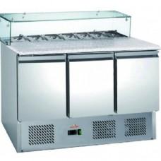 Стіл холодильний FROSTY PS903GT саладетта Італія, 31072.00 грн