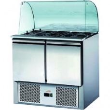 Стіл холодильний FROSTY S900CG саладетта Італія, 25076.00 грн