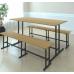 Комплект меблів для шкільної їдальні, Д 1200,   Хаттор, 2537.00 грн