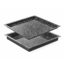 Гастроємність  «Kонвектомат» GN 2/3 (H)20 мм - емальована  Hendi (Голандія), 969.00 грн