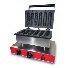 Апарат КОРН-ДОГ для приготування вафлі на паличці GoodFood CM6A 2х3, 4552.00 грн