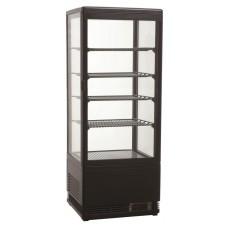 Вітрина холодильна GoodFood RT98L чорна, 11313.00 грн