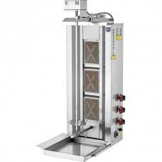 Апарат для шаурми газовий REMTA D06MZ D15 LPG, 8225.00 грн