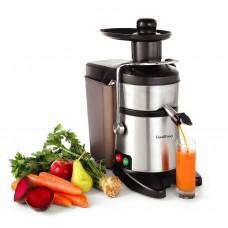 Соковижималка ел. для твердих овочів і фруктів GoodFood FJ200, 14042.00 грн