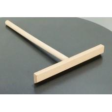 Шпатель дерев'яний GoodFood для млинниці, 163.00 грн