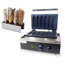 Апарат КОРН-ДОГ для приготування вафлі на паличці GoodFood CM6, 4422.00 грн