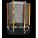 Батут 140 см. із захисною сіткою KIDIGO