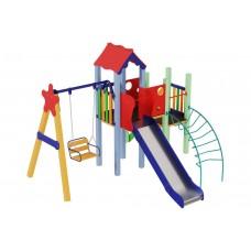 Детский комплекс Ласточка, высота горки 1,5 м Kidigo (11704), 52310.00 грн