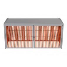 Пергола на 3 контейнера закрытая Kidigo (32204), 56000.00 грн