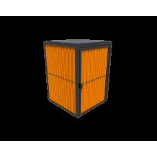 Пергола на 1 контейнер закрытая Kidigo, 27600.00 грн