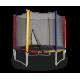 Батут 244 см. із захисною сіткою KIDIGO