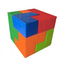 Модульный набор KIDIGO Кубик Сома (44019), 8900.00 грн
