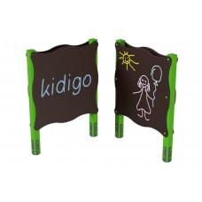 Дошка для малювання двостороння Kidigo, 7225.00 грн